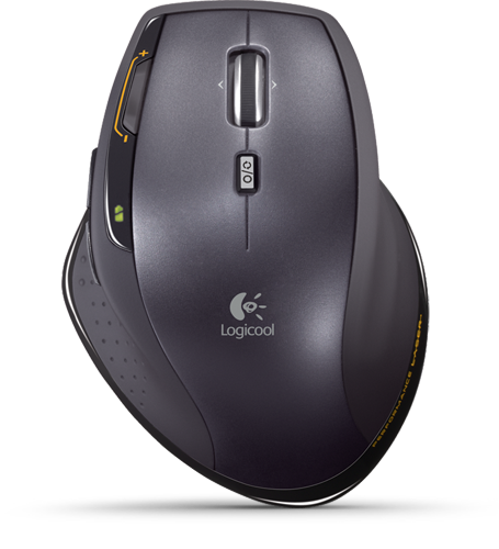 MX™ 1100 Cordless Laser Mouse