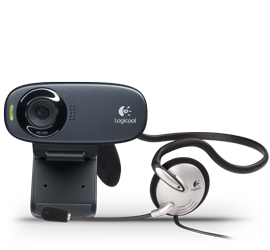 HD Webcam C310h