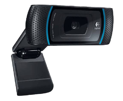 Logicool HD Pro Webcam C910
