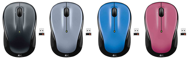 Logicool Wireless Mouse M325