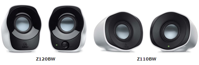 Logicool Stereo Speakers Z110/Z120