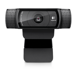 Logicool HD Pro Webcam C920