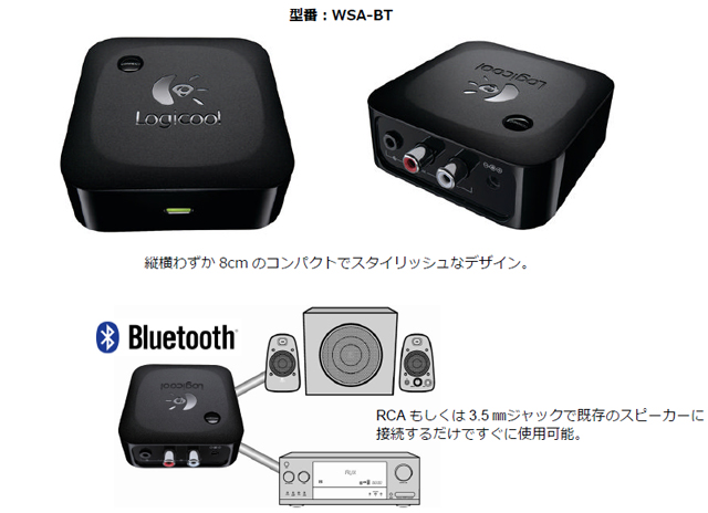 Wireless Speaker Adapter