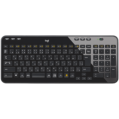 製品イメージ: Wireless Keyboard K360r
