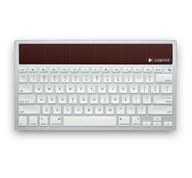 Wireless Solar Keyboard K760E