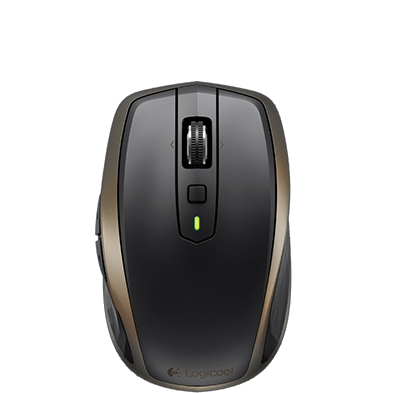how to use logitech mx master 2s without bluetooth