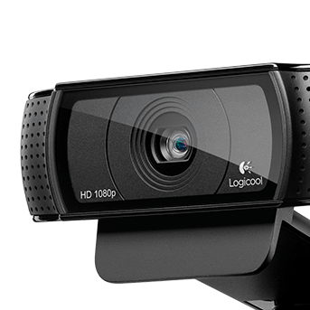 C920 HD Webcam, Logicool