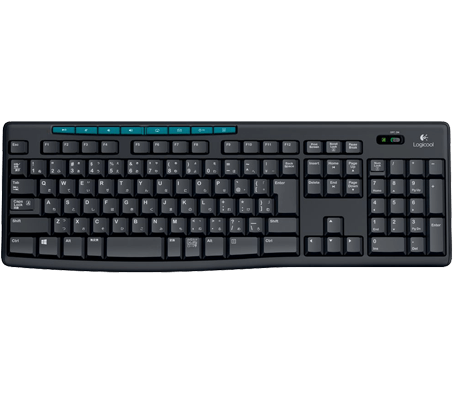 製品イメージ: Wireless Keyboard K275
