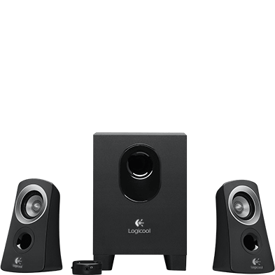 製品イメージ: Z313 Speaker System with Subwoofer