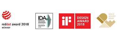 reddot award 2019 | IDA DESIGN AWARDS | DESIGN AWARD 2019 | IDEA Gold Award