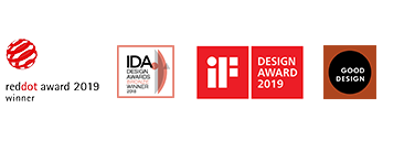 reddot award 2019 | IDA DESIGN AWARDS | DESIGN AWARD 2019 | GOOD DESIGN